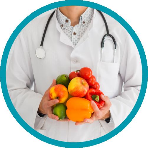 Abordamos la medicina desde la nutrición, siendo este el origen de las enfermedades crónicas.